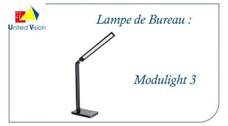 Lampe de Bureau : Modulight 3