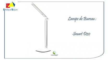 Lampe de bureau : Smart D20