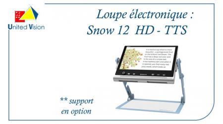 SNOW 12 HD - TTS