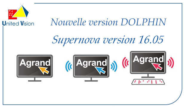 Nouvelle Version Supernova Version 16.05