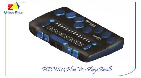 Focus 14 Blue